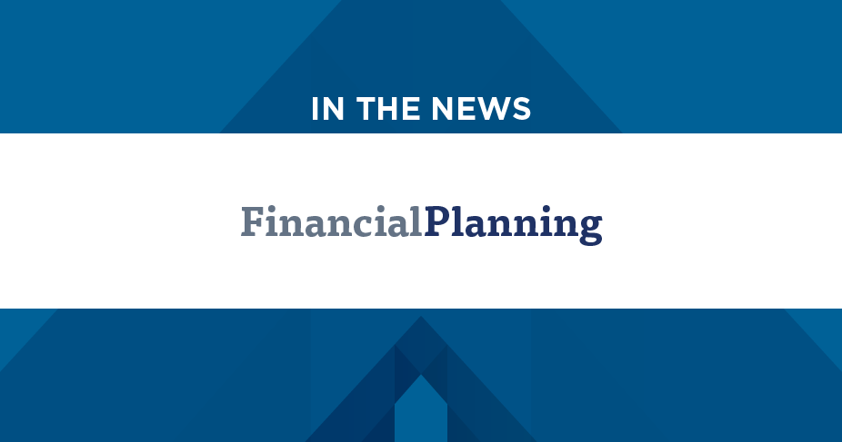 In the News: Financial Planning