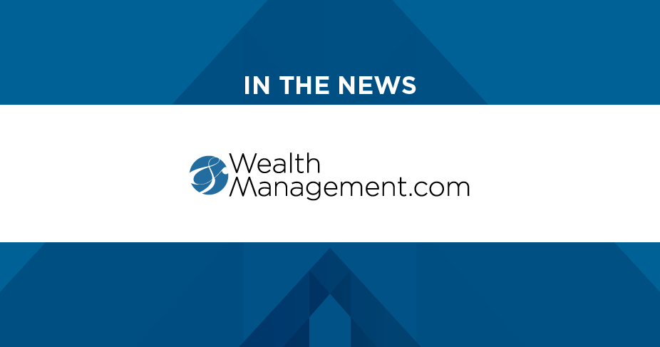 In The News: Wealth Management