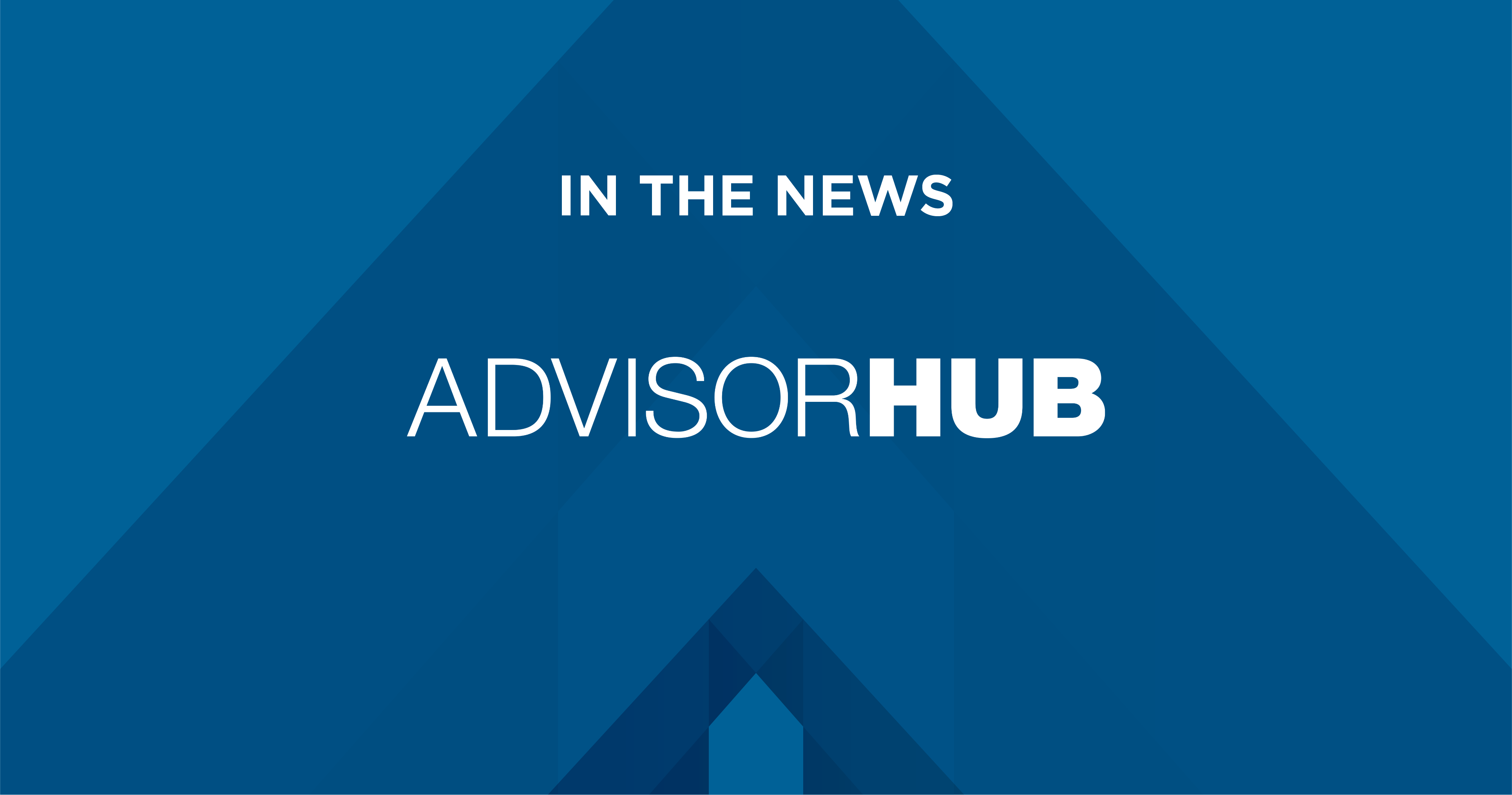 In the News: AdvisorHub